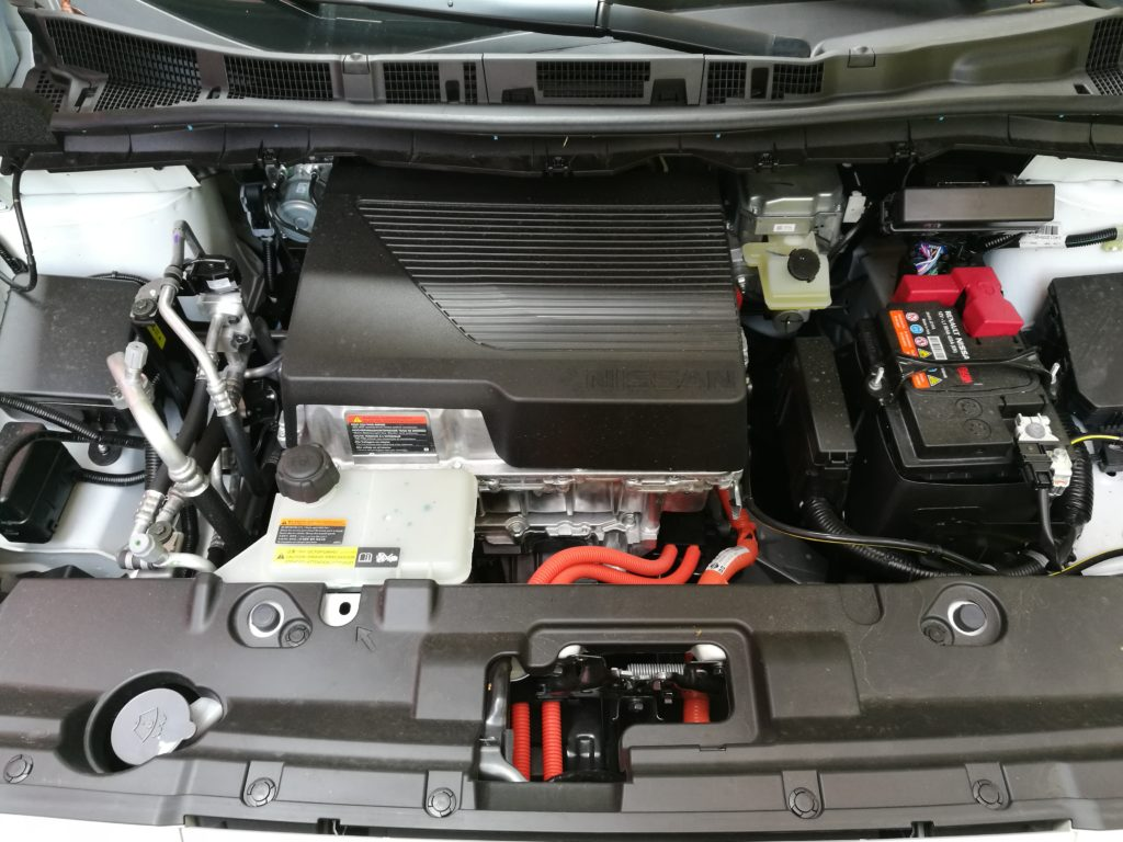 Motore Nissan Leaf