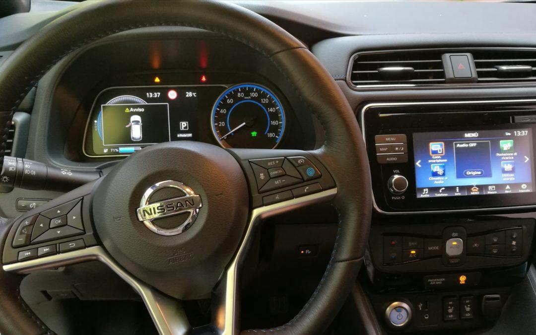 Nissan Leaf Test Drive – 2 giorni elettrici