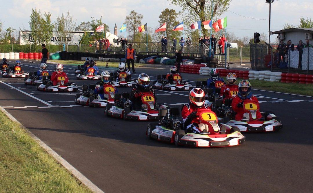 Perché ho smesso con il sim-racing? (Correre in kart  low-cost è possibile)