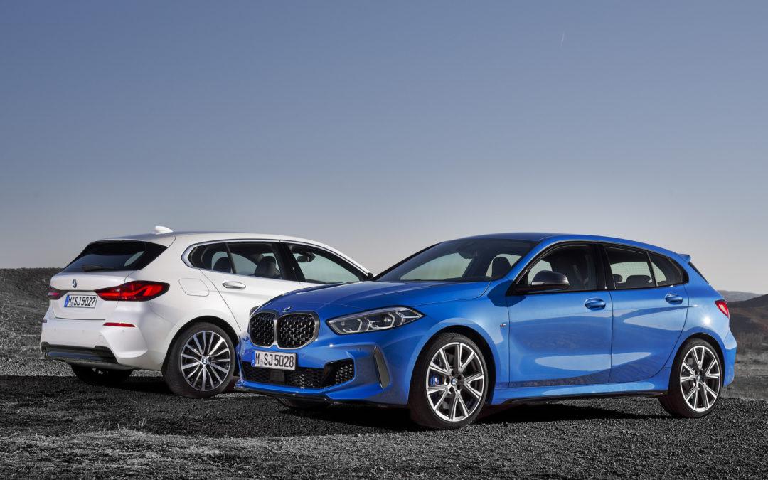 La BMW Serie 1  e la morte della passione terapeutica