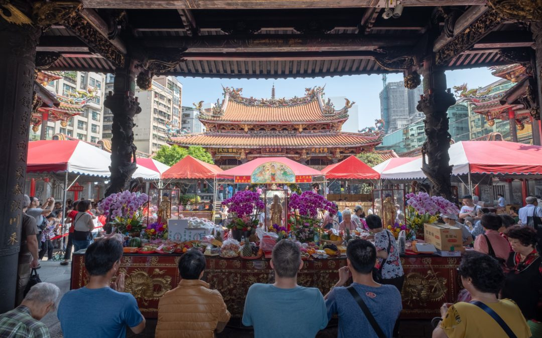 Taiwan: cosa serve per andarci