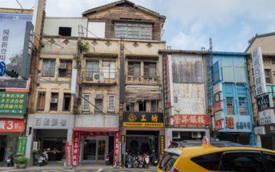 Tainan: una finestra sul passato