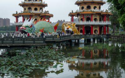 Kaohsiung: la città del futuro